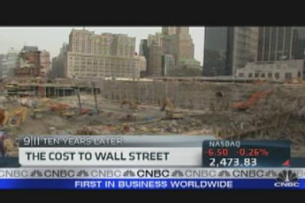 9/11 & the Cost to the Street