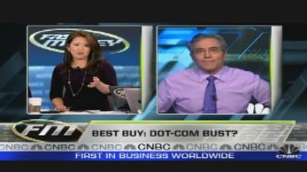 Best Buy: Dot-Com Bust?