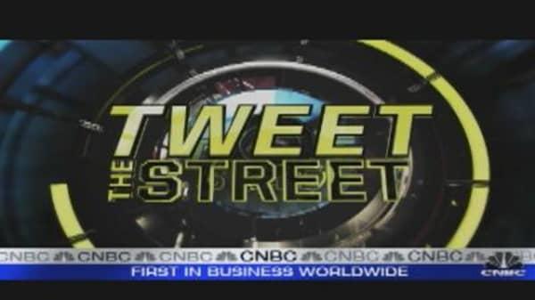 Tweets on the Street
