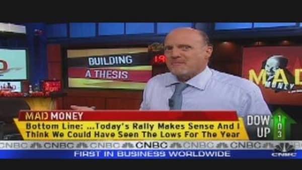 Cramer Explains Margin Expansion