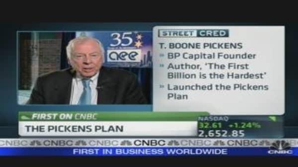 Pickens Jobs Plan