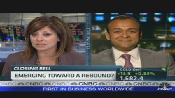 Emerging Markets Toward a Rebound?