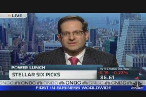 Six Stellar Stock Picks