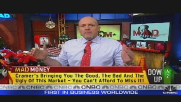 Cramer Warns: Stay Away From Banks & Techs