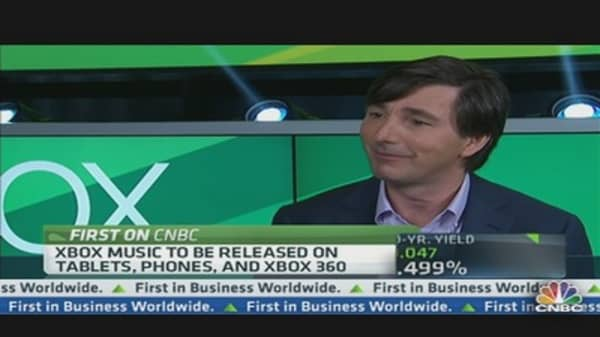 Microsoft's Mattrick on Xbox & Music