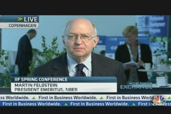 EU Is 'Stuck' With Euro: Economist