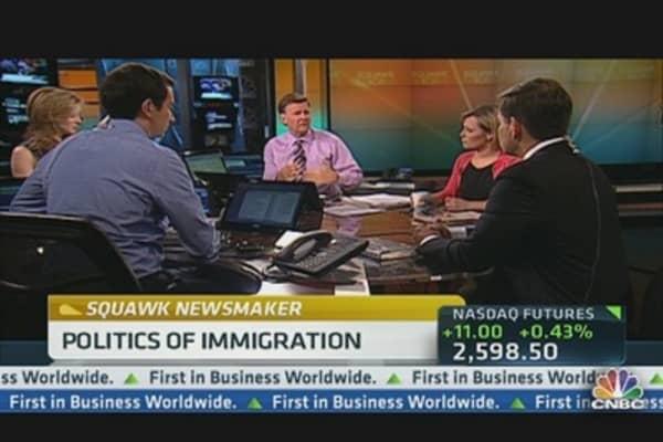 Sen. Rubio on the Politics of Immigration