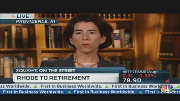 Pension Fight in Rhode Island Irks Unions