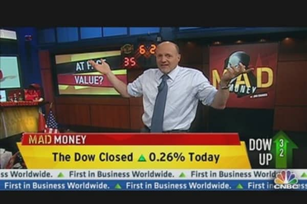Cramer: How Undervalued Are Stocks?