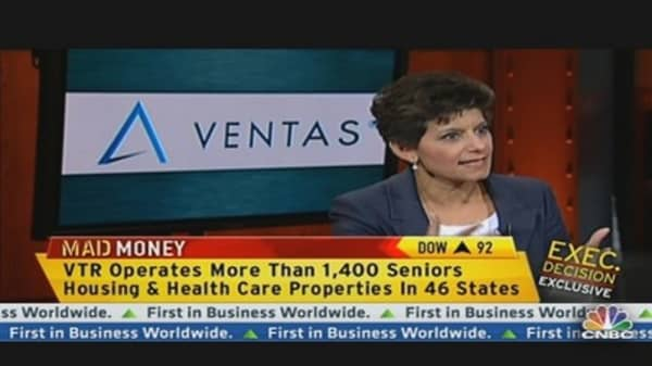 Ventas CEO: Ruling Will Have Limited Impact on Us