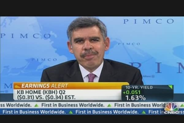 El-Erian: Few Places Safe for Investors