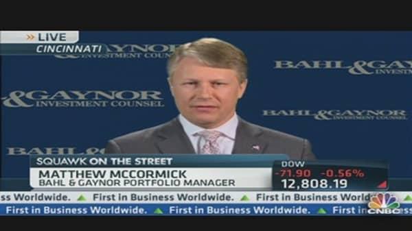 Betting on Bank Stocks