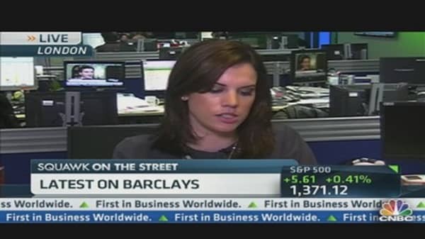 Barclays Fallout Update