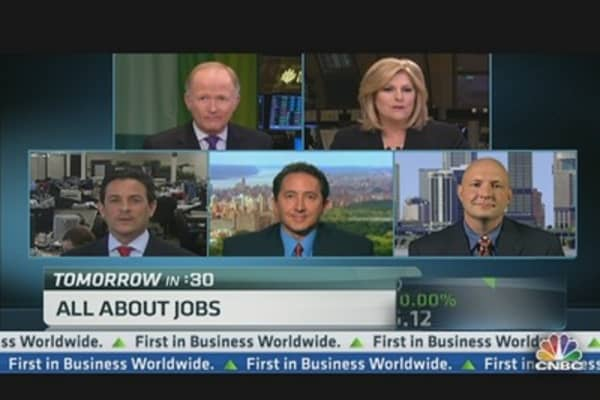 Tomorrow in 30: All About Jobs