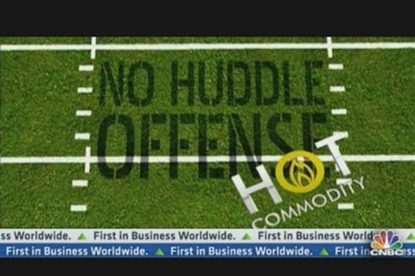 No Huddle Offense: The State of Natural Gas