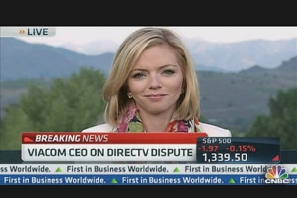 Viacom CEO on DirecTV Dispute