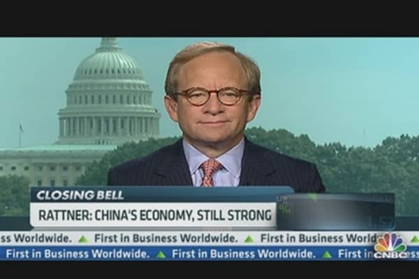 Rattner: China's Economy Still Strong