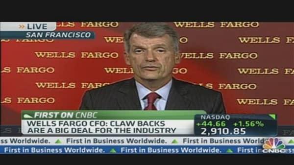 Wells Fargo CFO: Clawbacks, Earnings & Expenses