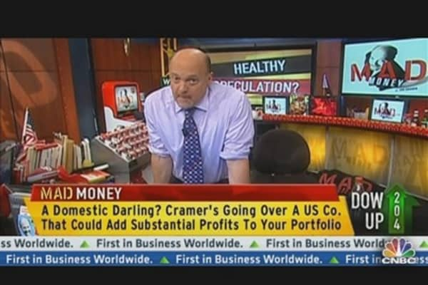 Cramer: Get Defensive in Healthcare Services Group