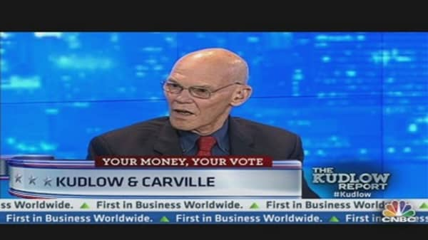 Carville: Obama, Taxes & Simpson-Bowles
