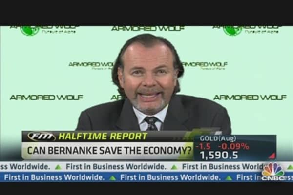 Can Bernanke Save the Economy?