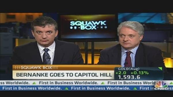 Bernanke Heads to Capitol Hill