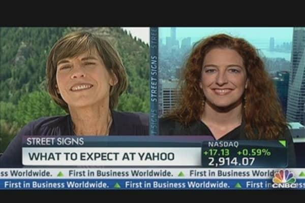 Yahoo's New CEO Marissa Mayer Disclosed Pregnancy