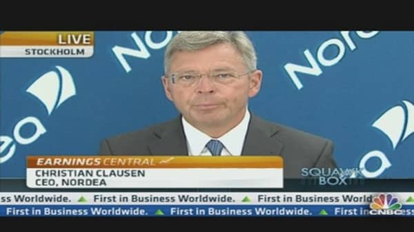Nordea CEO: We're Adjusting Business Model to 'New Normal'
