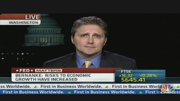 No Help Will Come From Fed Until January 2013: Expert