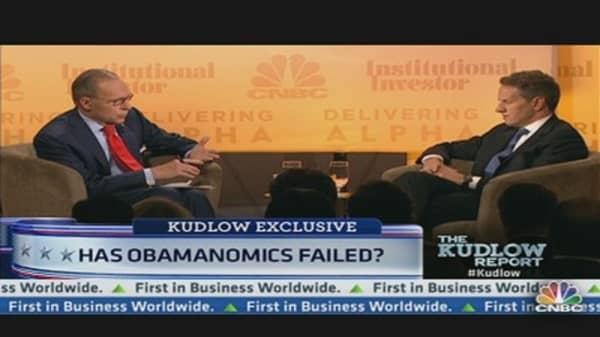 Geithner: I Do Still Believe the Euro Will Survive