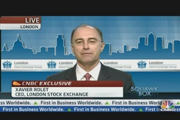 LSE CEO: Liquidity & Expertise Continue to Reside in London