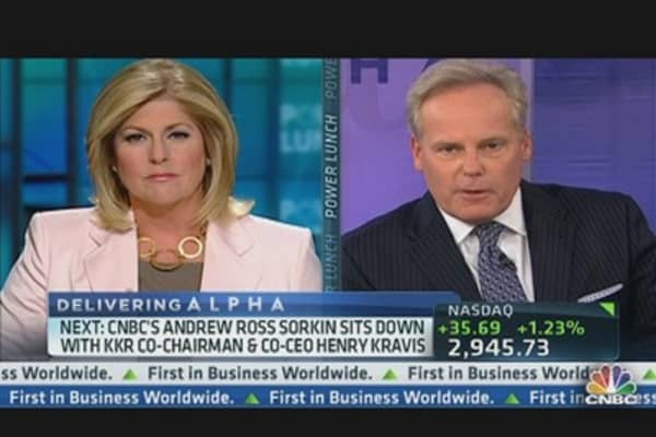 'Buyout King' Henry Kravis on Private Equity
