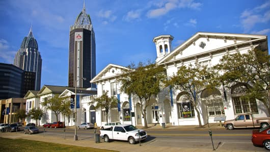Museum of Mobile, Mobile, Alabama