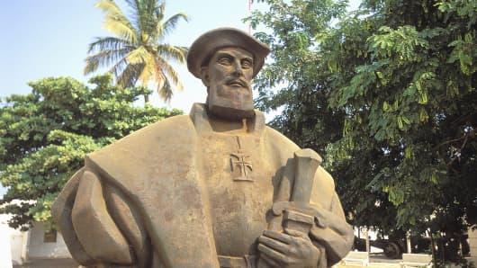 The colonial history of Angola goes back to 1575, when Portuguese explorer Paulo Dias de Novais founded Luanda.