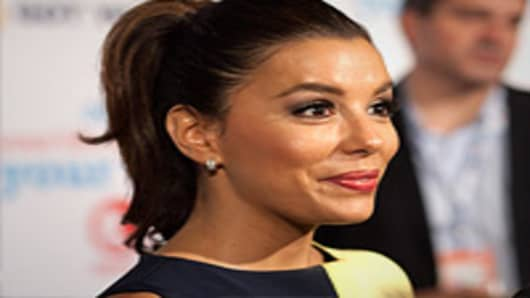 Eva Longoria, co-chair of the Obama Campaign