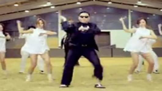 "PSY's, ""Gangnam Style"""