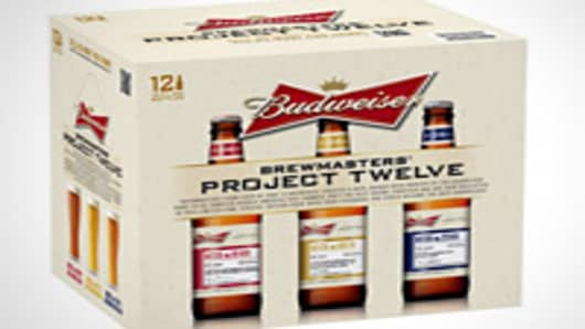 Budweiser Fall Sampler Pack