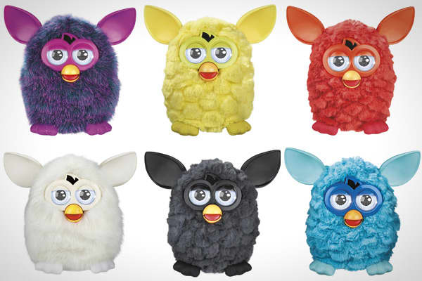 Manufacturer: Hasbro (HAS)Suggested Price: $54 Furby is back after 14 years. He's one of several retro toys that are expected to be on wish lists this holiday season. But the big question is: Can this toy woo today's kids the same way it enchanted kids in 1998, when the owl-like creature was a huge hit. Millions of Furbys were sold in the late '90s, and it's likely that some of those fans will want to buy Furby again – possibly for their own children. While this edition of Furby has come a long