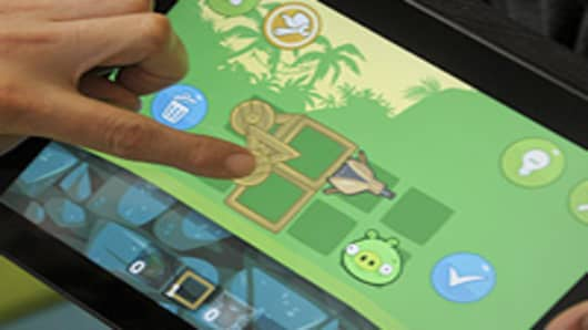 Bad Piggies, the newest game launched by Finnish Rovio Entertainment, the creators of Angry Birds.