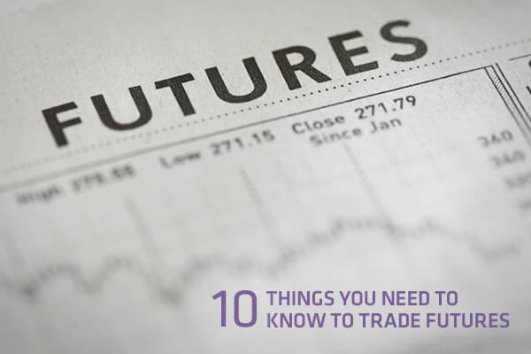 Can you trade futures on optionshouse