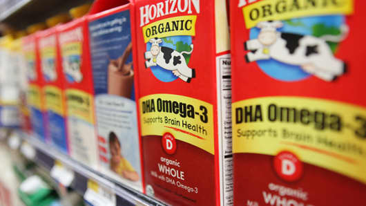 Dean Foods Ranking: 28Sales. $ 13.05 billion (year ending Dec. 11)Acquisition(s): Alta Dena                    Horizon Organic                    Silk