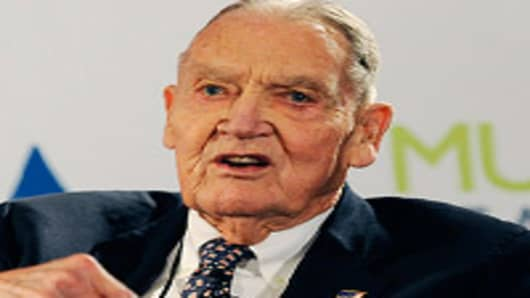 John C. Bogle, founder of the Vanguard Group Inc.