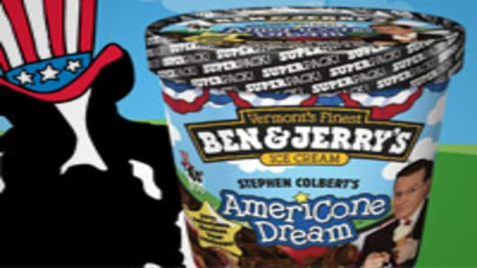 Ben & Jerry's Americone Dream