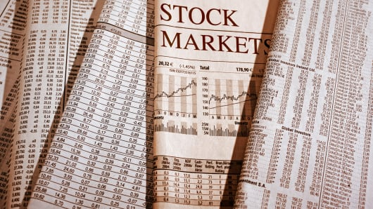 Stock Market newspapers