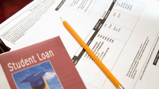 Student loan statement