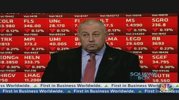 We Need to Get Back to Equities: CEO