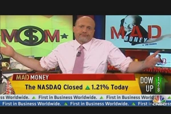 Cramer: Don't Give Up on the Markets