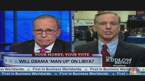 Howard Dean: Libya Outrage Right Wing Nonsense