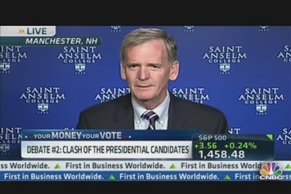 Romney vs. Obama: Round 2, Any Knockout Punch?