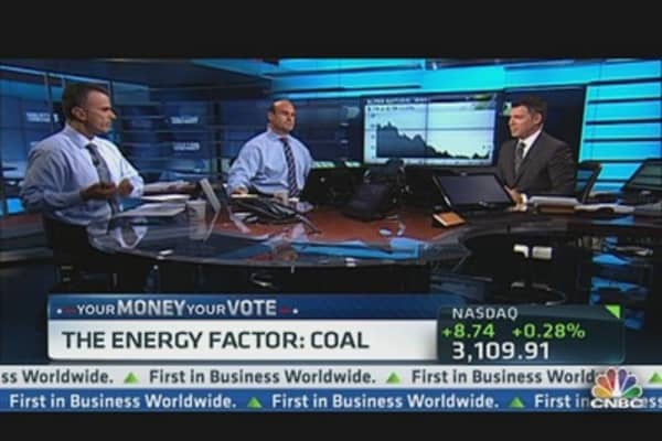 Terranova: Election Winner Won't Help Coal